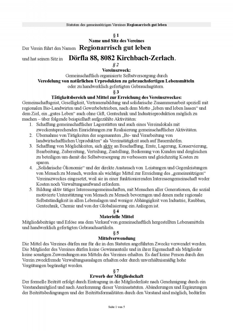 DOWNLOAD der kompletten STATUTEN (als PDF)